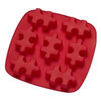 Silikonform Puzzle