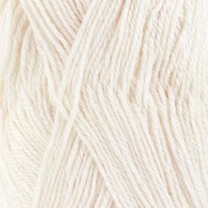 Baby Alpaca Silk Hvit