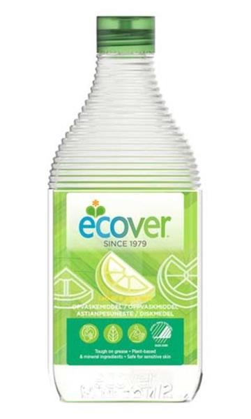 ECOVER Astianpesuneste Sitruuna-AloeVera 450 ml