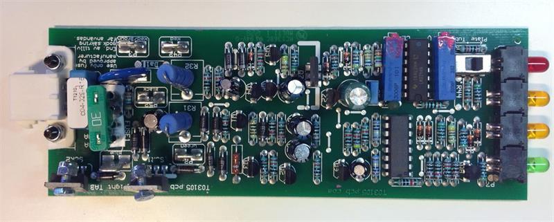Oppgraderingskitt  TYSTOR 10, 12v, 10A (VCH3)