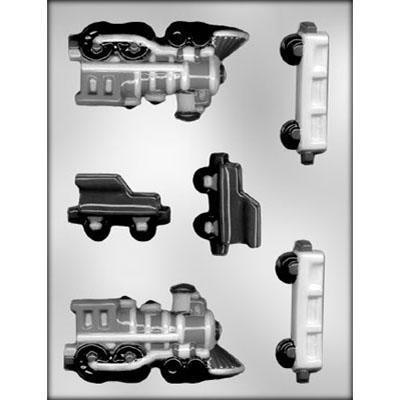 Plastform CK Train 3D