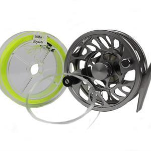 Flugfiskeset - Zimsen TripleT 590-4 Fast Action