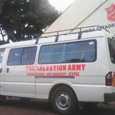 Kibera Church Bus