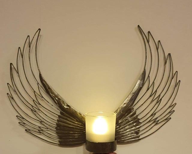 Ljushållare änglavingar