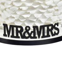 Utstikker Mr&Mrs Bryllupstopp FMM