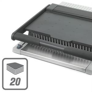 MultiBind 420 - Stål/Plast/Clickspiraler