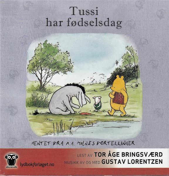 Tussi har fødselsdag (LYDBOK)