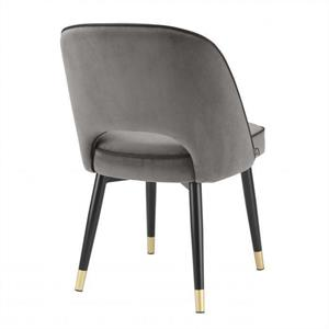 Eichholtz Dining Chair Cliff Grey, Set of 2