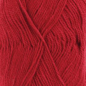 Baby Alpaca Silk Rød
