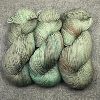 Soft Merino Thin Grön