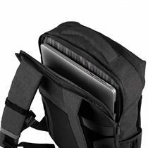 Smidig ryggsäck med plats för dator