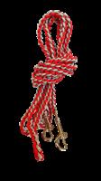 3m bånd rød/grå liten krok