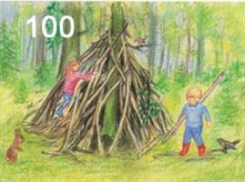 Metsämaja kortti