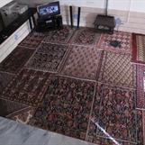 Innredning med tepper - Iran style