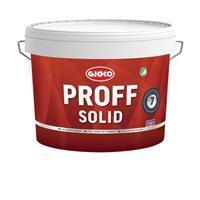 Gjöco Proff SOLID 07 Vägg Base A 0,68L