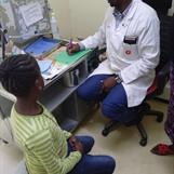 Mariakim visiting doctor
