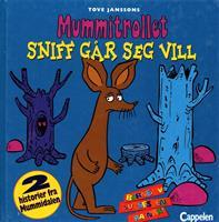 2i1 Mummitrollet: Sniff går seg vill, Sniff finner ei grotte