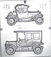 Plastform Veteranbiler