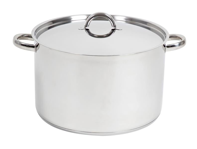 Kastrull rostfri 15 liter