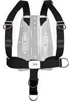 Tecline 3mm BP m/justerbar DIR harness