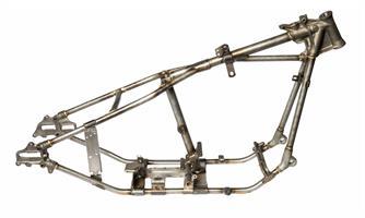 1941-45 STRAIGHTLEG FRAME 29° NECK
