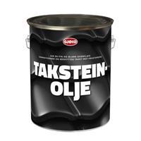 Gjöco Taksteinolja Svart 10 L