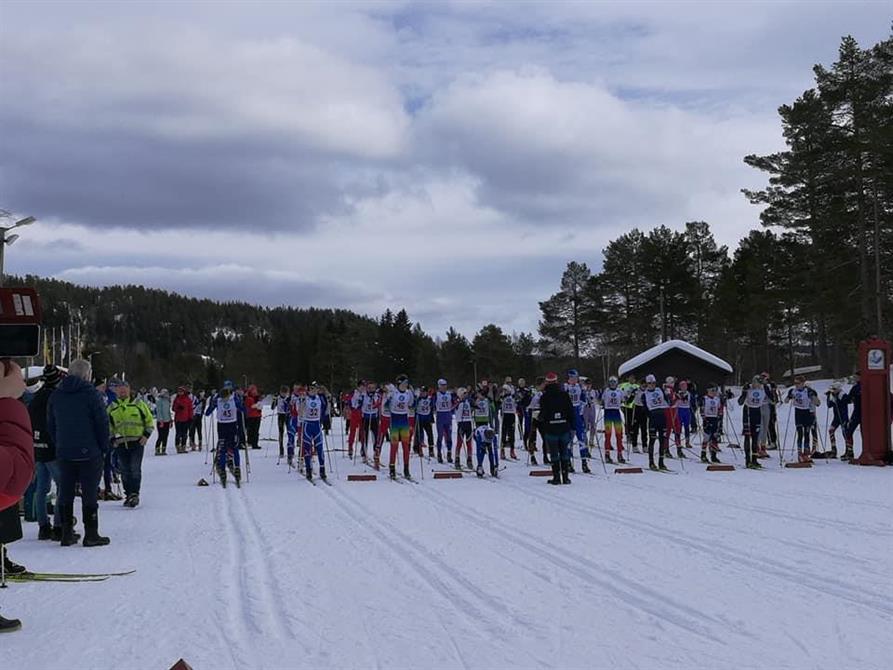 Vest-Telemark Karusell - 24.03.18