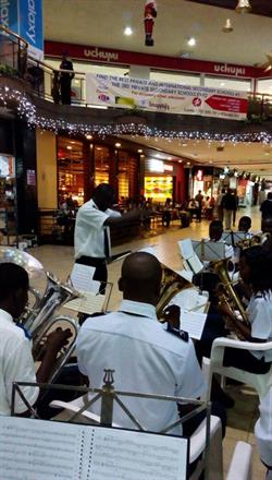 Christmas Carols Kibera Citadel Band