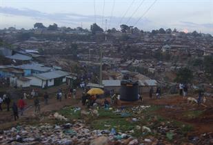 2012 - Kibera slum