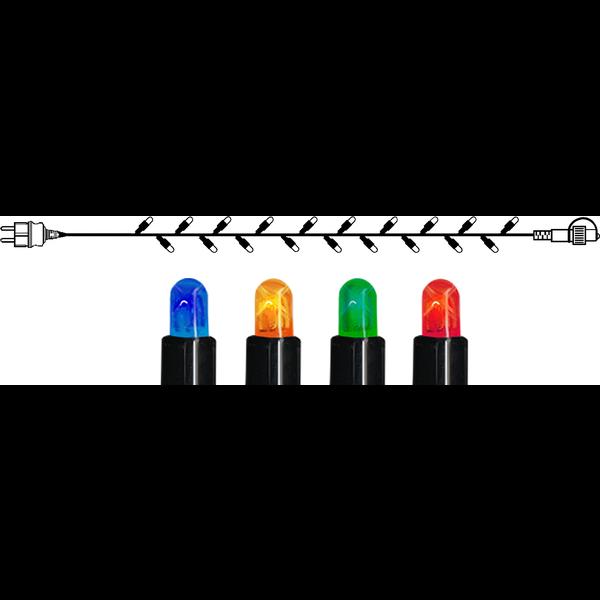 Ljusslinga System Expo 5m start multifärgad ST