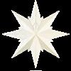 Julstjärna Mini vit Star Trading