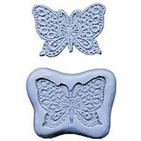 Silikonform Lace CK Butterfly