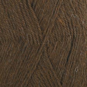 Alpaca Mørk brun