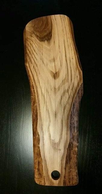 Skärbräda eller ostbricka ek