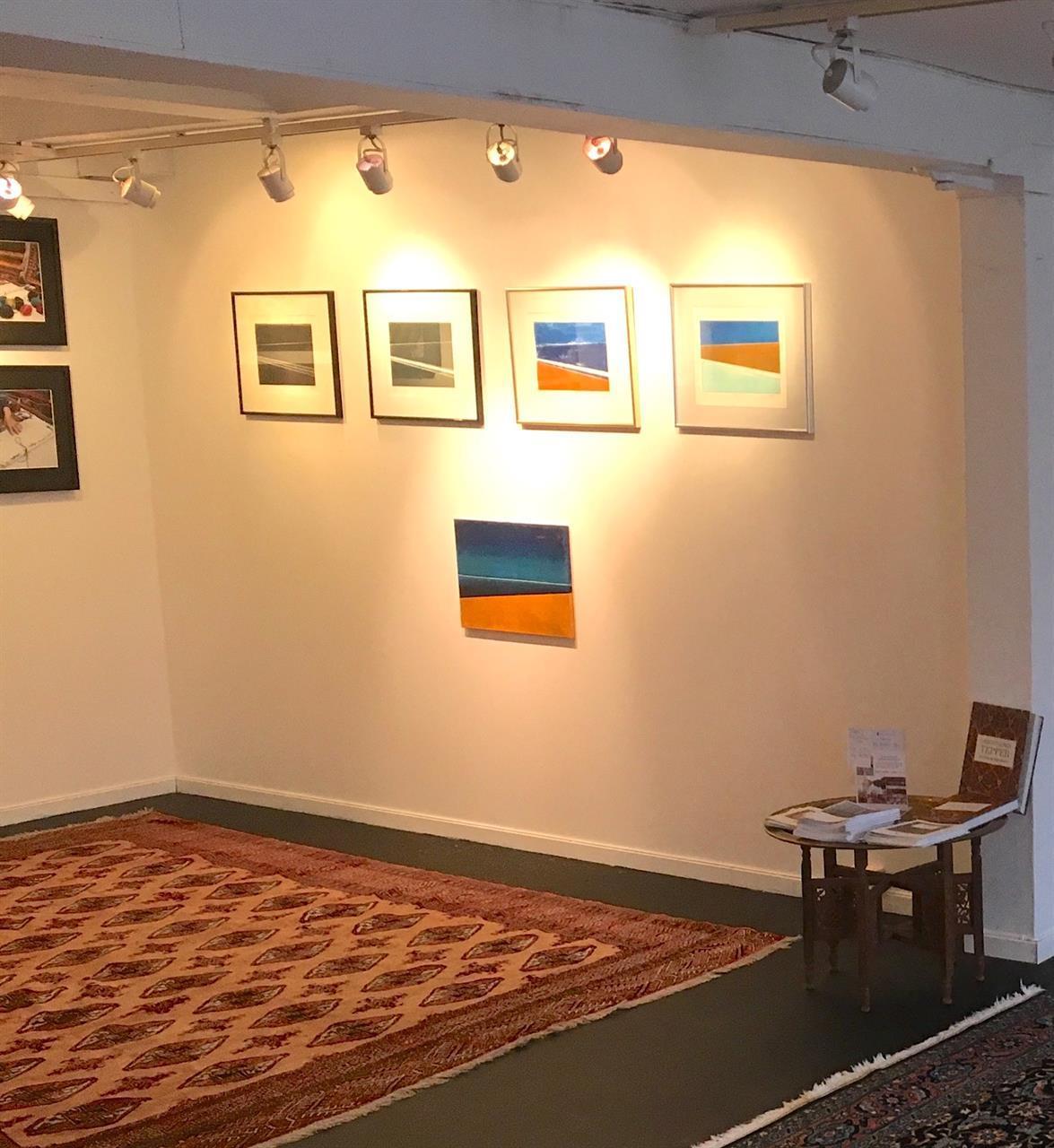 Utstilling av Barry Spradbrows bilder