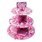 Cupcakestativ Prinsesse 2