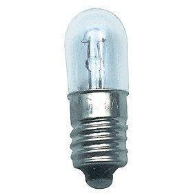 LAMPE 6,5-7V 300mA 2W E10 10x28mm 202806
