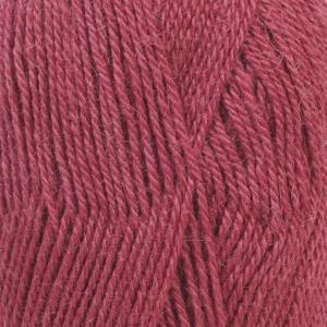 Alpaca Mørk rosa
