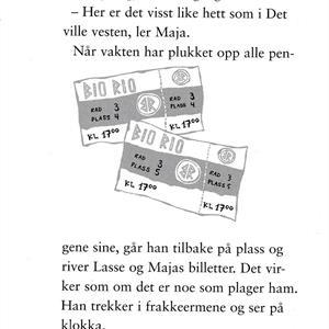 LasseMajas Detektivbyrå: Kino-mysteriet