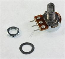 Potensiometer 50K 63mW Log D18 Aksling 6x8mm