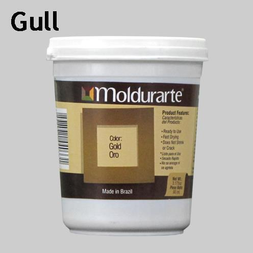 Moldurarte, rammekitt, gull, gold