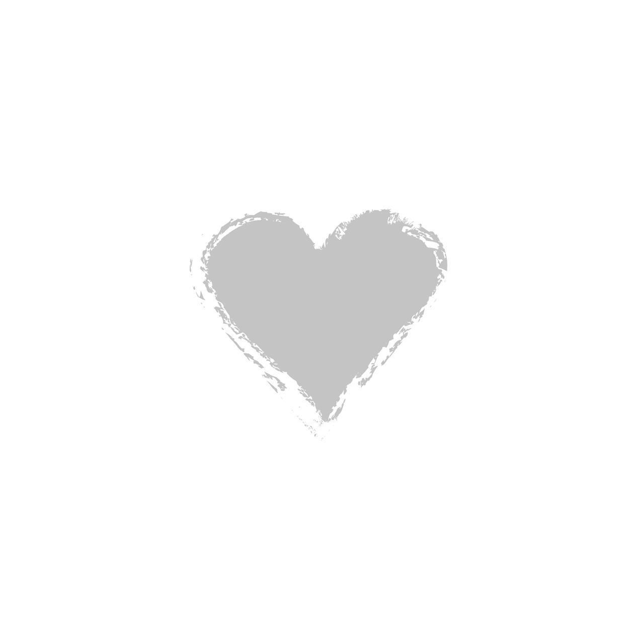 1210135, skjørt hjerte, grå