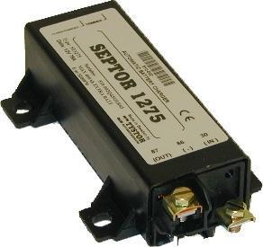 SE1275  SEPTOR 12v, 75A, TYSTOR 510-007 (G1Hh1)