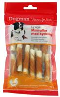 Dogman Minirullar Med Kyckling 80g