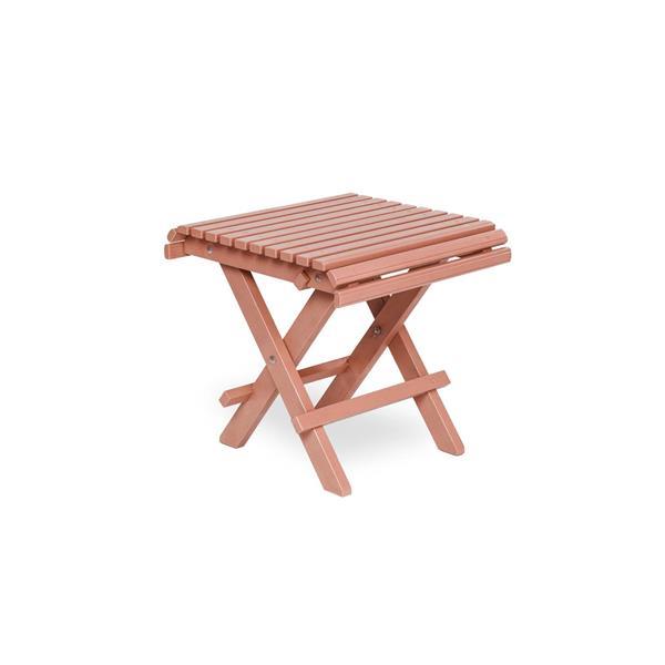 Sundborn Pall-bord engelsk röd