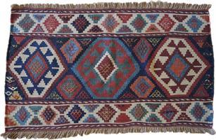 828 Shahsavan mafrash 98 x 56