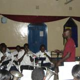 2010 Kibera Band - Eric Mondi conductor