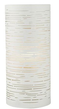 Bordslampa Candy vit Oriva
