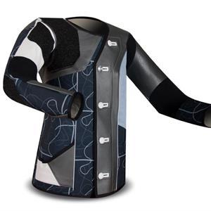 ABS Air-X Evotex Print jakke