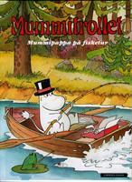 Mummitrollet - Mummipappa på fisketur